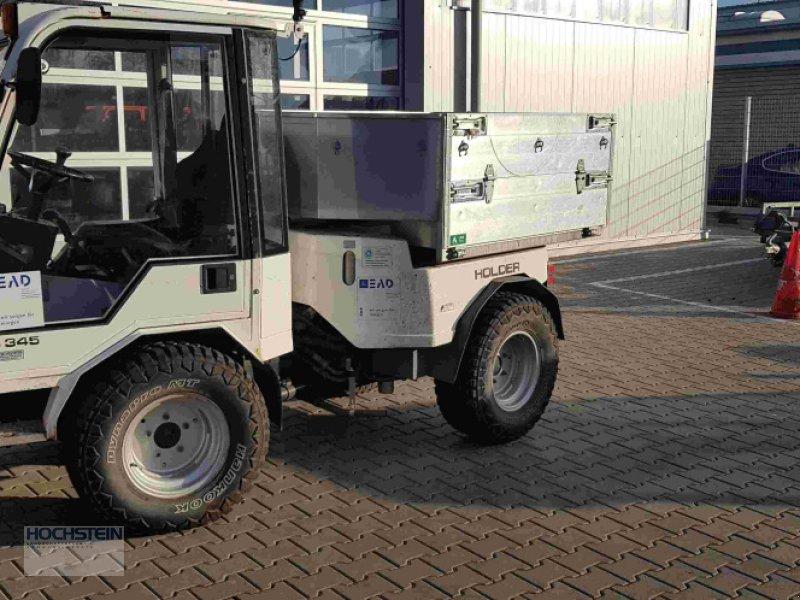 Kommunalfahrzeug des Typs Holder C 3.45, Gebrauchtmaschine in Heidelberg - Rohrbach Süd (Bild 1)