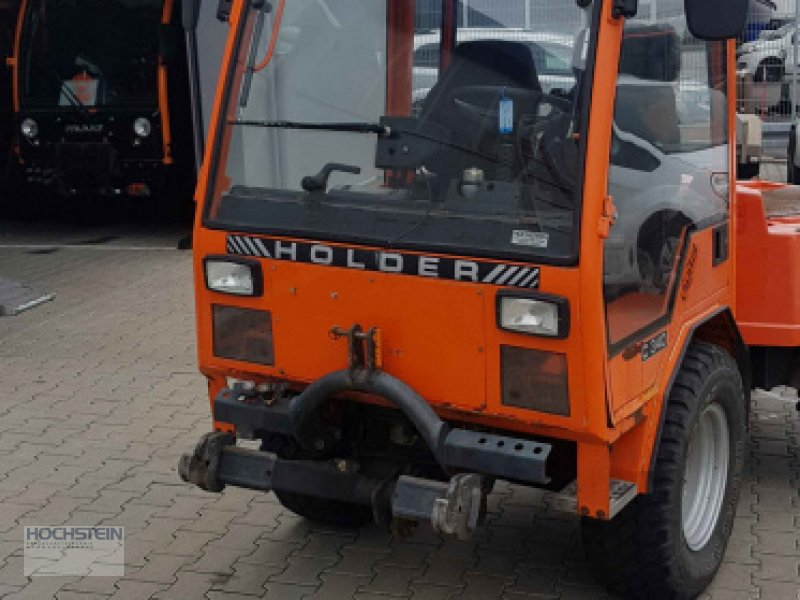 Kommunalfahrzeug des Typs Holder C-Trac 3.42, Gebrauchtmaschine in Heidelberg - Rohrbach Süd (Bild 1)