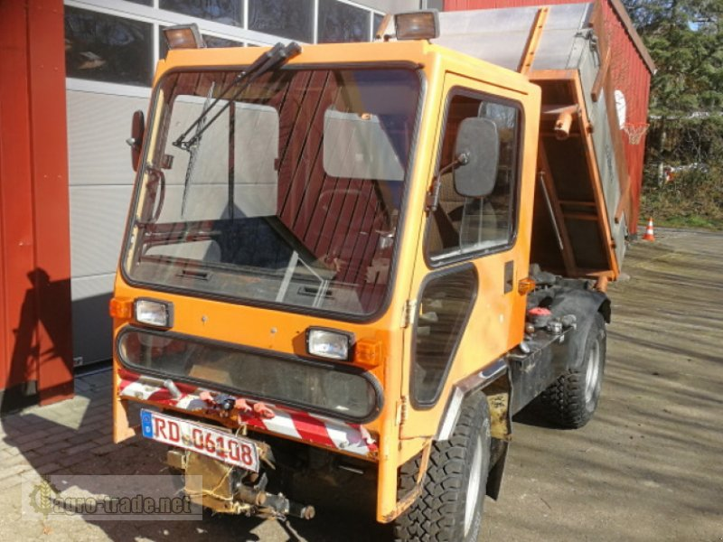 Kommunalfahrzeug des Typs Ladog ALL 28, Gebrauchtmaschine in Ellerdorf (Bild 1)
