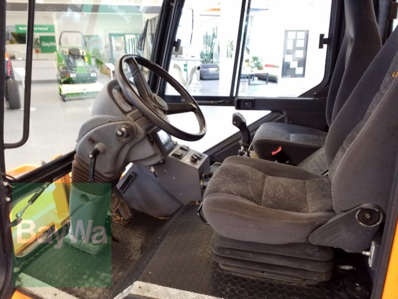 Kommunalfahrzeug des Typs Ladog G 129 N 20 inkl. Anbaugeräte, Gebrauchtmaschine in Bamberg (Bild 23)