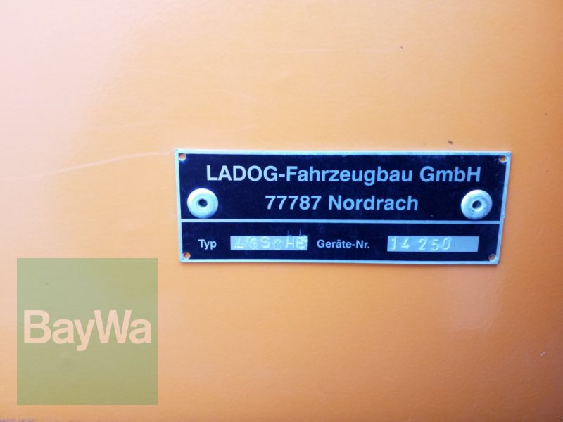 Kommunalfahrzeug des Typs Ladog G129N20, Gebrauchtmaschine in Bamberg (Bild 18)