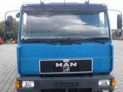 Kommunalfahrzeug a típus MAN TGL 8.153, Gebrauchtmaschine ekkor: Deining
