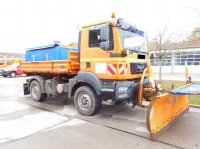 MAN TGM 13.260 4x4 mit Winterdienstgeräten vehicul comunal