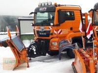 MAN TGS 28.500 Allrad mit Lenk-Liftachse Multilift Hakengerät, Winterdienst Schneepflug - Streuer Kommunalfahrzeug