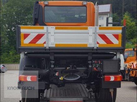 Kommunalfahrzeug des Typs Mercedes-Benz Unimog U 423, Neumaschine in Wangen (Bild 4)