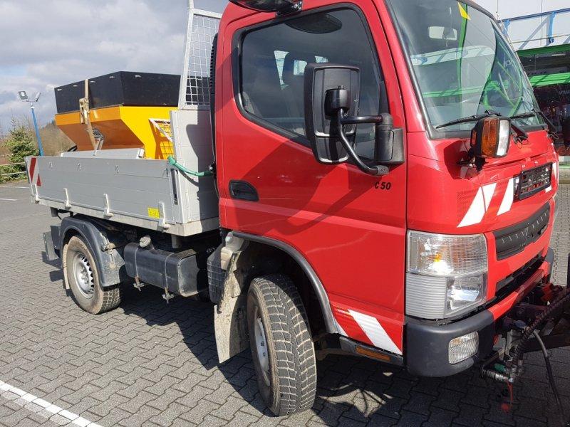 Kommunalfahrzeug des Typs Pfau Cityjet C50, Gebrauchtmaschine in Olpe (Bild 3)