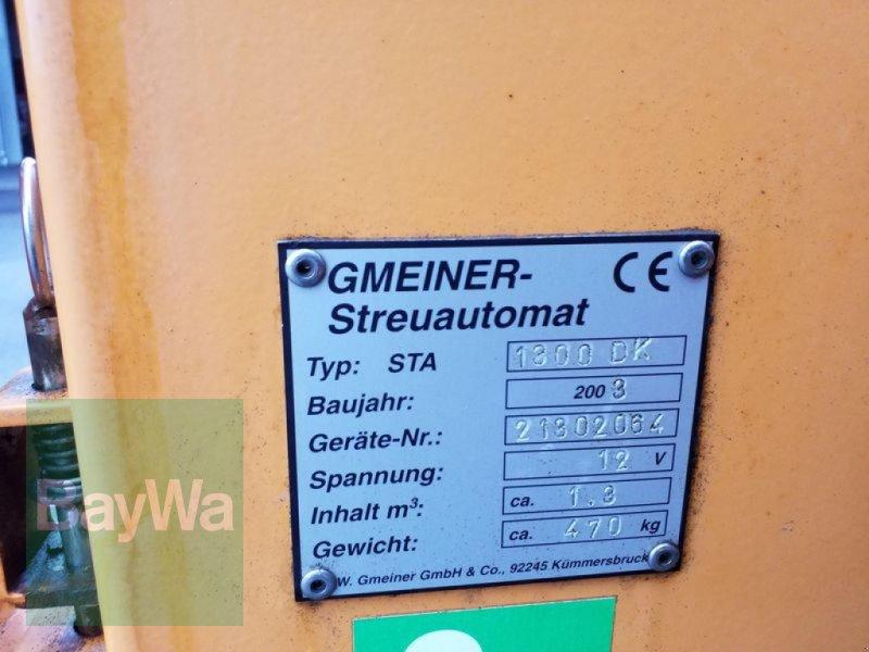 Kommunalfahrzeug des Typs Sonstige GMEINER STA 1300 DK 2190, Gebrauchtmaschine in Bamberg (Bild 13)