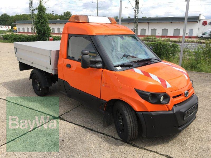 Kommunalfahrzeug des Typs Sonstige Streetscooter Work Elektro- PickUp, Neumaschine in Obertraubling (Bild 1)
