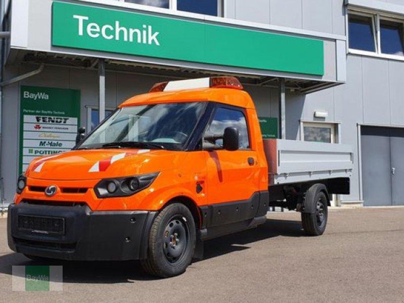 Kommunalfahrzeug des Typs Sonstige STREETSCOOTER WORK L PICKUP OW, Neumaschine in Großweitzschen (Bild 1)