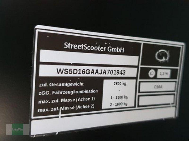 Kommunalfahrzeug des Typs Sonstige STREETSCOOTER WORK L PICKUP OW, Neumaschine in Großweitzschen (Bild 22)