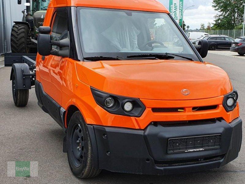 Kommunalfahrzeug des Typs Sonstige STREETSCOOTER WORK L PURE 40 K, Neumaschine in Großweitzschen (Bild 3)