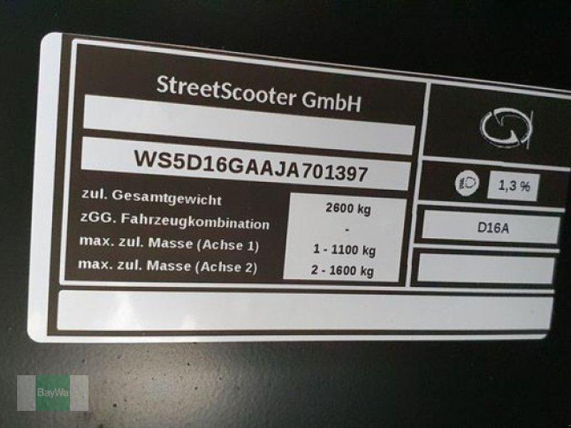 Kommunalfahrzeug des Typs Sonstige STREETSCOOTER WORK L PURE 40 K, Neumaschine in Großweitzschen (Bild 17)