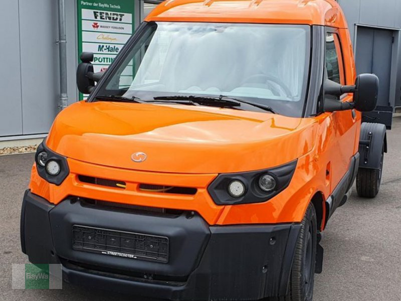 Kommunalfahrzeug des Typs Sonstige STREETSCOOTER WORK L PURE 40 K, Neumaschine in Großweitzschen (Bild 2)