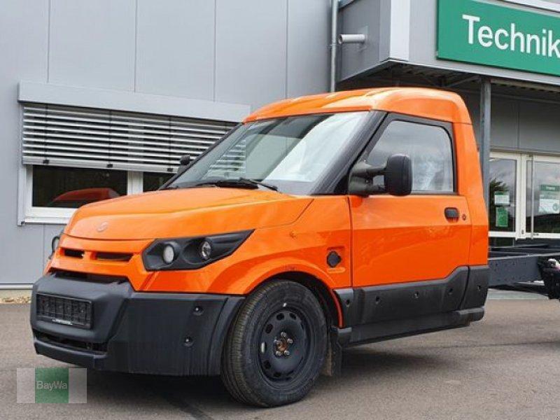 Kommunalfahrzeug des Typs Sonstige STREETSCOOTER WORK L PURE 40 K, Neumaschine in Großweitzschen (Bild 1)