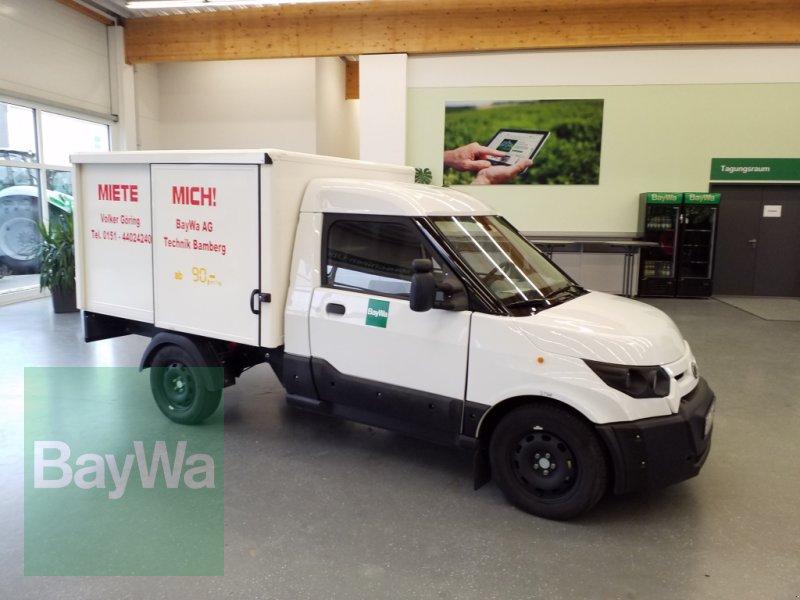 Kommunalfahrzeug des Typs Streetscooter Work Box *Miete ab 90€/Tag*, Gebrauchtmaschine in Bamberg (Bild 1)