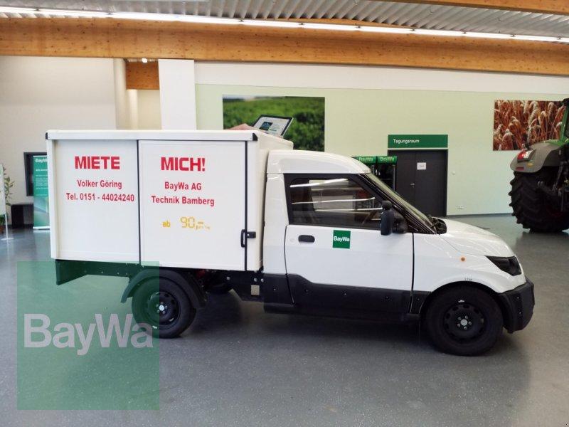 Kommunalfahrzeug des Typs Streetscooter Work Box *Miete ab 90€/Tag*, Gebrauchtmaschine in Bamberg (Bild 2)