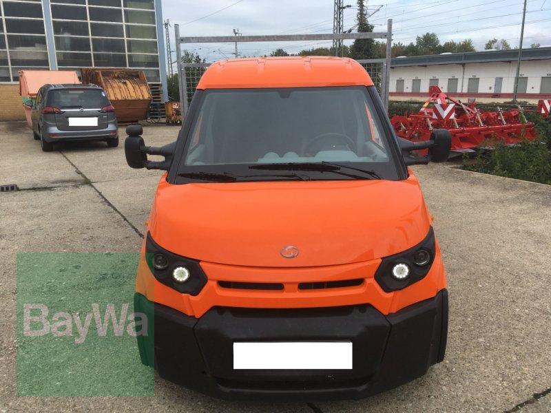 Kommunalfahrzeug des Typs Streetscooter Work Pure Elektro- PickUp, Neumaschine in Obertraubling (Bild 8)