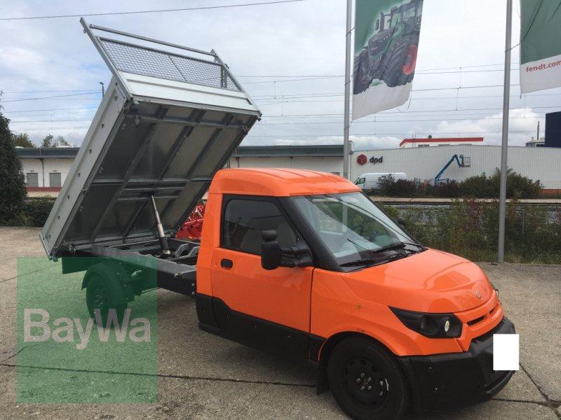 Kommunalfahrzeug des Typs Streetscooter Work Pure Elektro- PickUp, Neumaschine in Obertraubling (Bild 10)