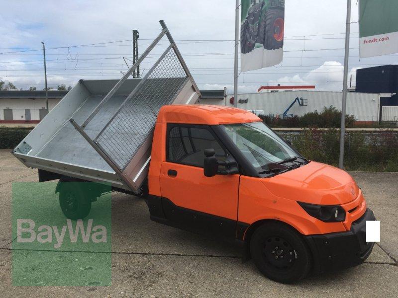Kommunalfahrzeug des Typs Streetscooter Work Pure Elektro- PickUp, Neumaschine in Obertraubling (Bild 14)