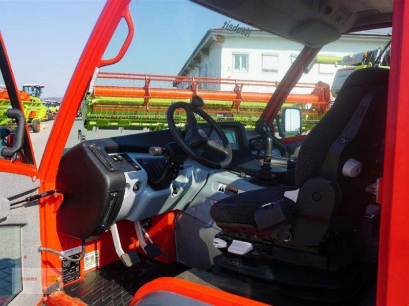 Kommunaltraktor des Typs Aebi VT450 VARIO ALLRAD, Gebrauchtmaschine in Töging am Inn (Bild 11)