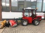 Kommunaltraktor des Typs Carraro Tigrone 2500 HST Allrad Traktor Schlepper Kehrmaschine in Bühl
