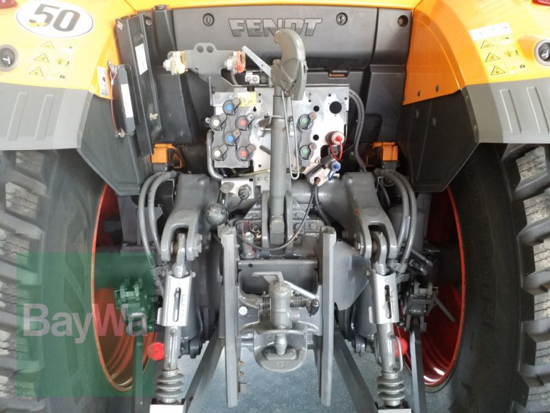 Kommunaltraktor des Typs Fendt 516 Vario S4 Profi, Gebrauchtmaschine in Bamberg (Bild 9)