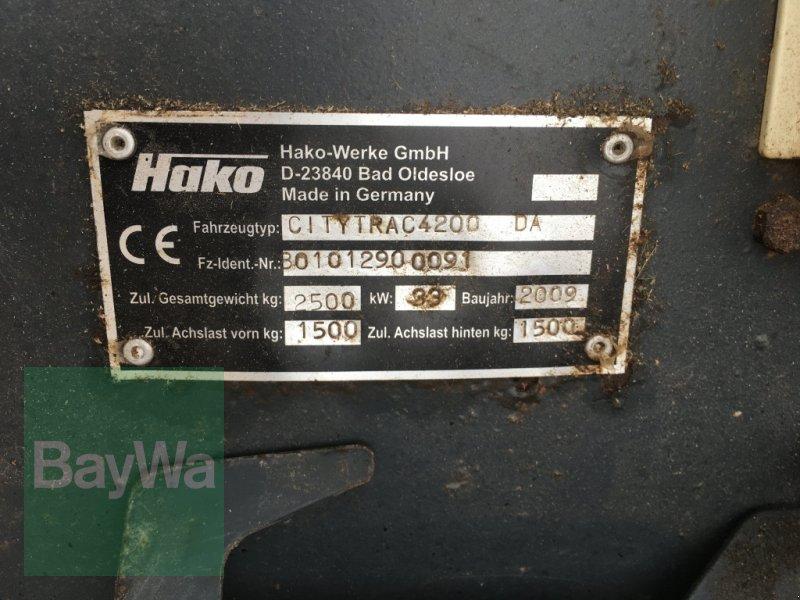 Kommunaltraktor des Typs Hako City Trac 4200 DA, Gebrauchtmaschine in Obertraubling (Bild 19)