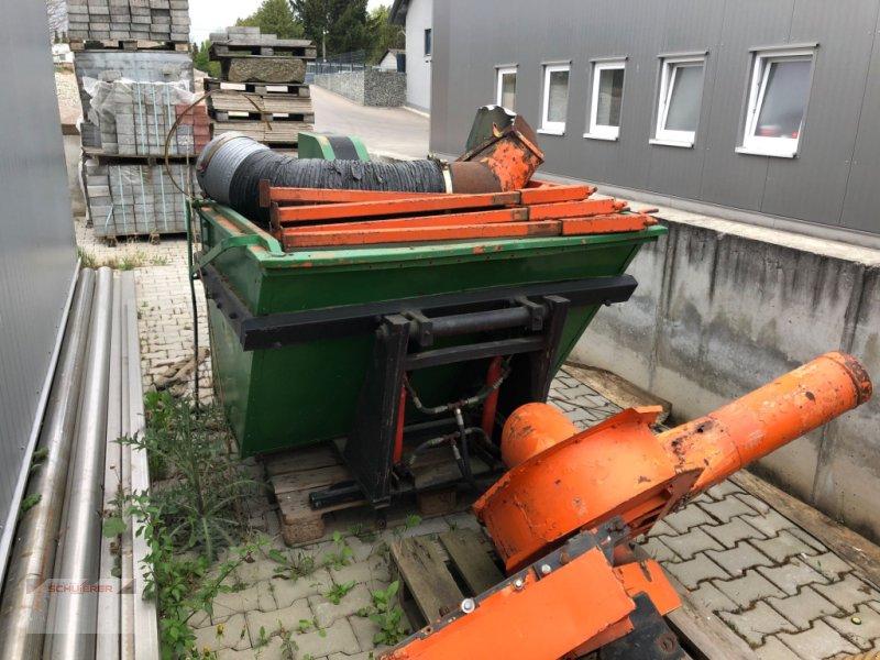 Kommunaltraktor des Typs Holder 414, Gebrauchtmaschine in Schwandorf (Bild 9)