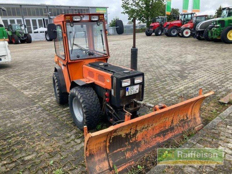 Kommunaltraktor типа Holder Kommunalschlepper, Gebrauchtmaschine в Bühl (Фотография 1)