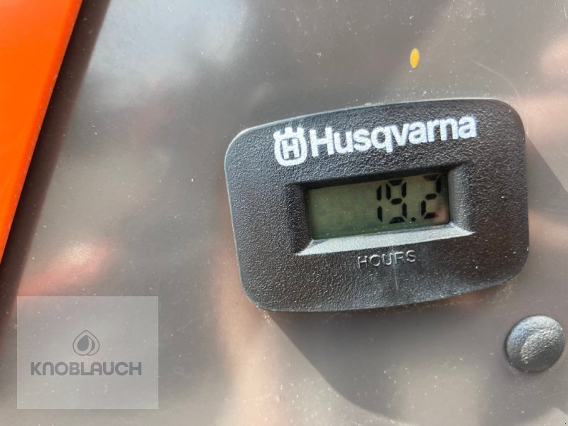 Kommunaltraktor a típus Husqvarna P 525 D, Neumaschine ekkor: Immendingen (Kép 5)