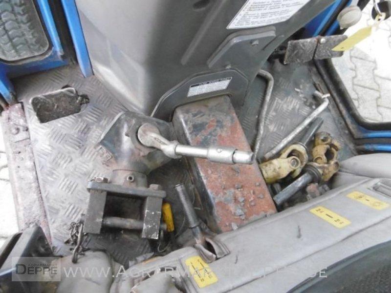 Kommunaltraktor des Typs Iseki 2115, Gebrauchtmaschine in Bad Lauterberg-Barbi (Bild 11)