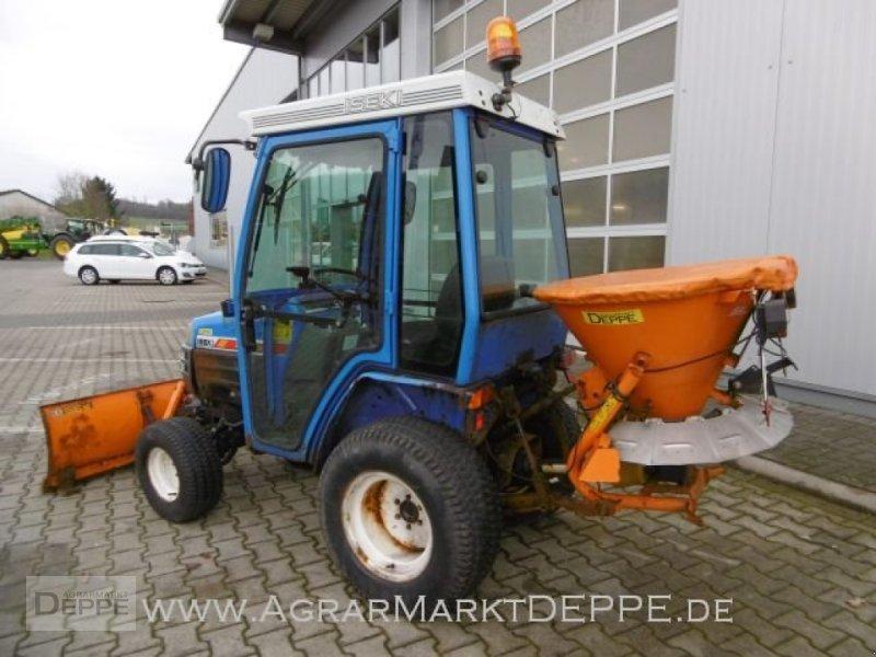 Kommunaltraktor des Typs Iseki 2115, Gebrauchtmaschine in Bad Lauterberg-Barbi (Bild 21)