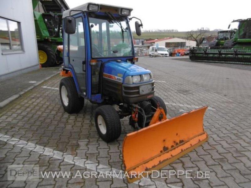 Kommunaltraktor des Typs Iseki 2115, Gebrauchtmaschine in Bad Lauterberg-Barbi (Bild 8)