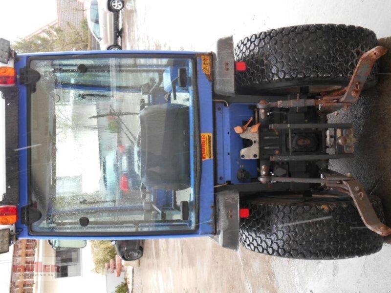 Kommunaltraktor des Typs Iseki 3200 Hydro, Gebrauchtmaschine in Holzhausen (Bild 3)