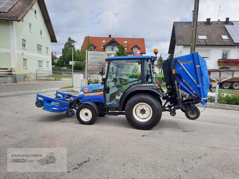 Kommunaltraktor типа Iseki TG 5390, Gebrauchtmaschine в Stetten (Фотография 1)