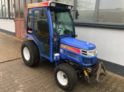 Iseki TH 4260 AHL Allrad Traktor Schlepper Frontheber FZW Трактор для коммунальных служб
