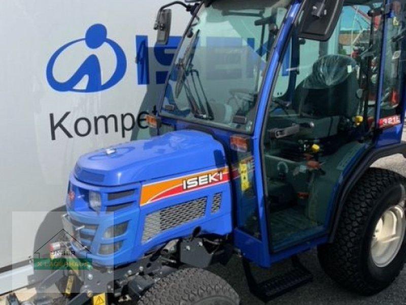 Kommunaltraktor des Typs Iseki TM 3215 H, Neumaschine in Grosswilfersdorf (Bild 1)