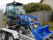 Iseki TXG 23 Трактор для коммунальных служб