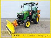 John Deere 2036R m. Kabine Tractor multiuso
