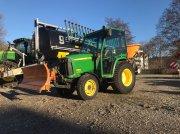 John Deere 3036 E tractor rutier (comunal)
