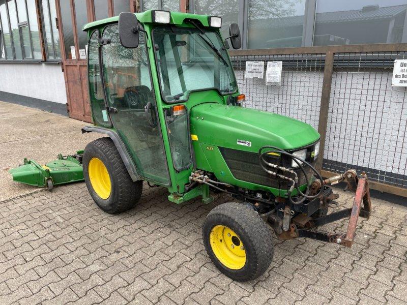 Kommunaltraktor des Typs John Deere 4115 Allrad Traktor Schlepper Frontkraftheber Mähwerk, Gebrauchtmaschine in Bühl (Bild 1)