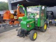 John Deere 855 tractor rutier (comunal)