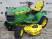 John Deere X750 KOMPAKT-TRAKTOR tractor rutier (comunal)