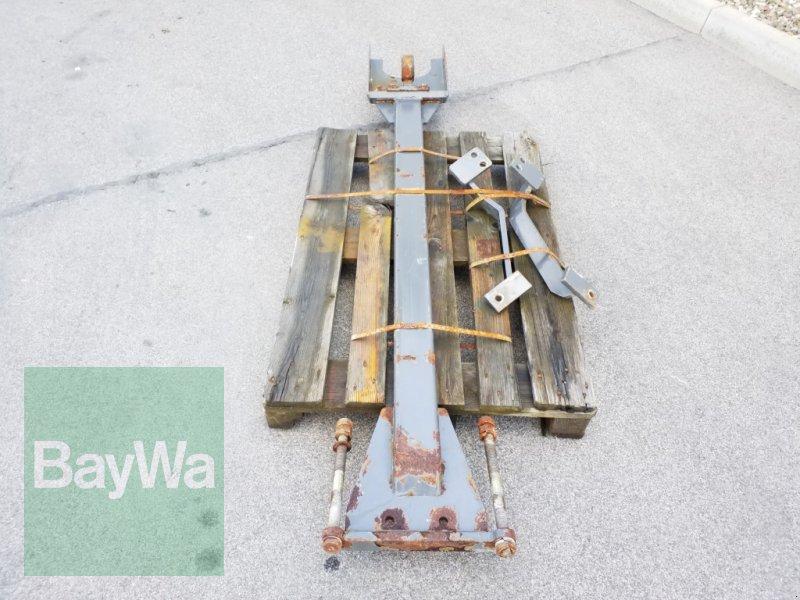 Kommunaltraktor des Typs Kreuter Adapterrahmen passend für Fendt 313 SCR, Gebrauchtmaschine in Bamberg (Bild 3)