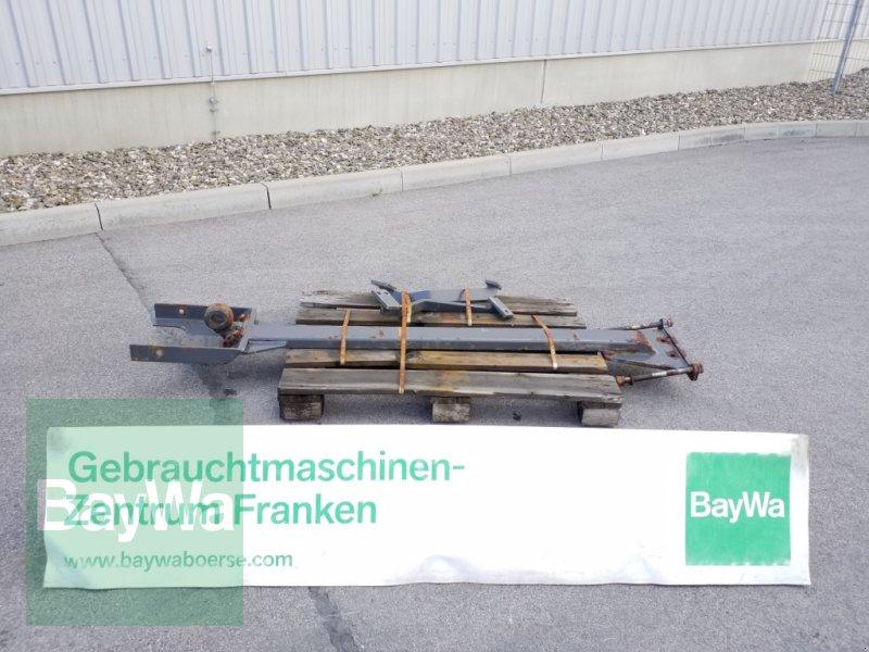 Kommunaltraktor des Typs Kreuter Adapterrahmen passend für Fendt 313 SCR, Gebrauchtmaschine in Bamberg (Bild 1)