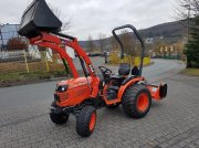 Kubota B 2420 Frontlader Mulcher B1241 Komunalni traktor