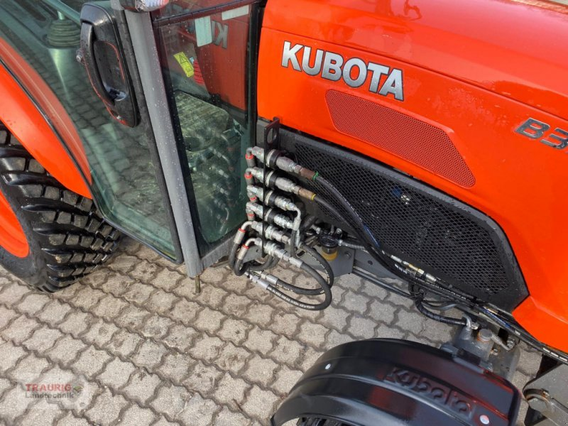 Kommunaltraktor des Typs Kubota B 3150 Vorführmaschine!, Gebrauchtmaschine in Mainburg/Wambach (Bild 6)