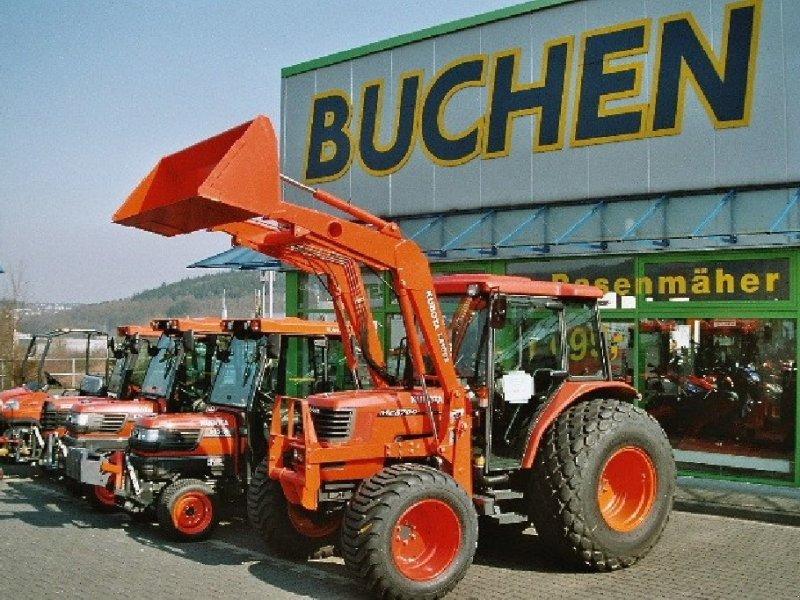 Kommunaltraktor des Typs Kubota B1121 incl Schlegelmäher, Neumaschine in Olpe (Bild 6)