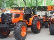 Kubota B1181 Allrad > buchens.de Трактор для коммунальных служб