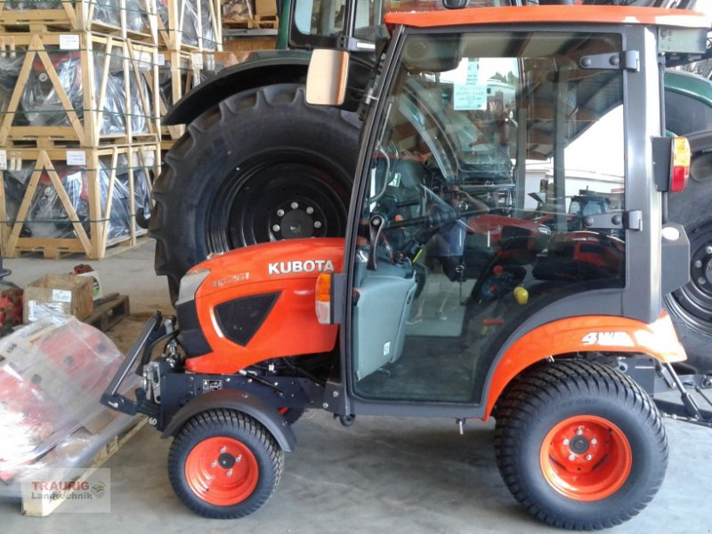 Bild Kubota BX 261 Winteraktion